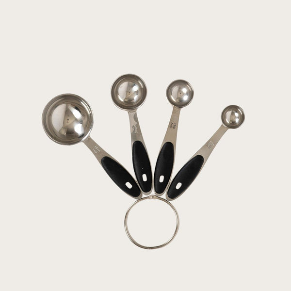 Frank Set of 4 Stainless Steel Measuring Spoons