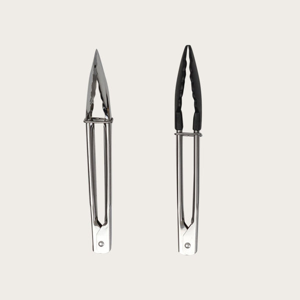 Frank Stainless Steel Mini Tongs (Set of 2)