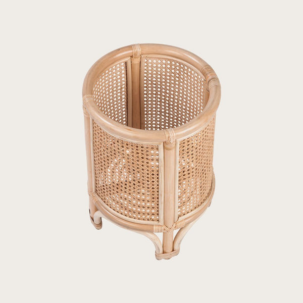 Oliana Medium Woven Pot in Natural