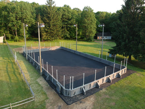 PeeWee Size ProWall Rink System