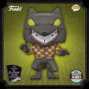FUNKO POP! DISNEY: NIGHTMARE BEFORE CHRISTMAS - WOLFMAN SPECIALTY SERIES