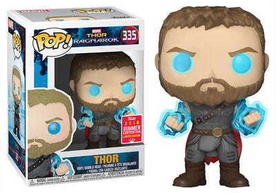 FUNKO POP! MARVEL: THOR RAGNAROK - THOR SUMMER CONVENTION
