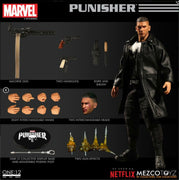 MEZCO TOYZ: ONE:12 COLLECTIVE MARVEL - NETFLIX PUNISHER