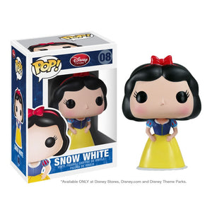 FUNKO POP! DISNEY: SNOW WHITE (DAMAGED BOX)