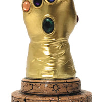 SURREAL ENTERTAINMENT: MARVEL COMICS - INFINITY GAUNTLET PX DESK MONUMENT