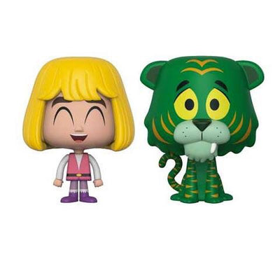 FUNKO VYNL: MASTERS OF THE UNIVERSE - PRINCE ADAM & CRINGER (2-Pack) SPECIALTY SERIES EXC