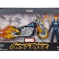 MARVEL LEGENDS: GHOST RIDER & BLACK WIDOW COMBO