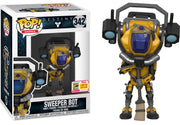 Funko POP! GAMES: DESTINY - SWEEPER BOT (Summer Convention)
