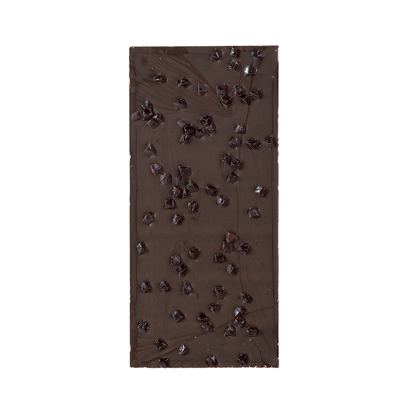 Dark Chocolate 70% with Blueberry - Sirigaita