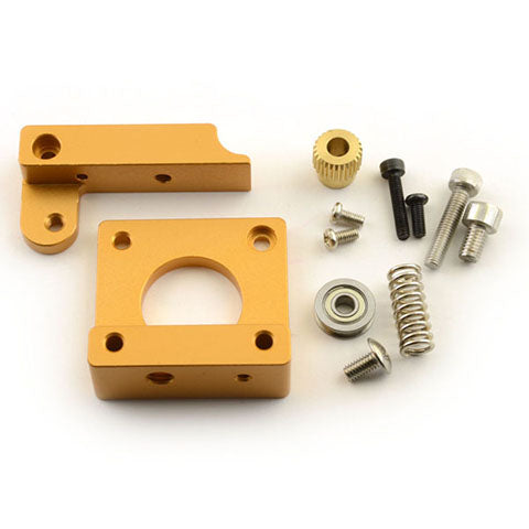 MK8 Aluminum Extruder Assembly Guide – Gulfcoast Robotics