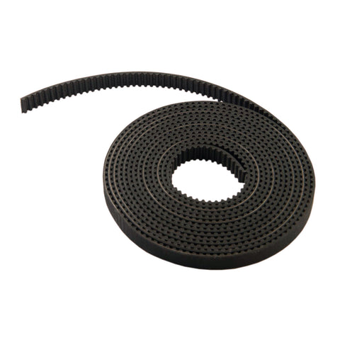 GT2 Timing Precision Belt for 3D Printer CNC Router Engraver (2 Meters)