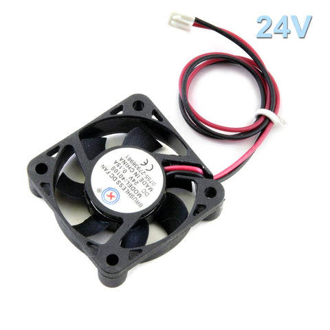 24V 40mm Brushless DC Cooling Fan 4010 40x40x10mm CPU GPU Cooler 3D Printer