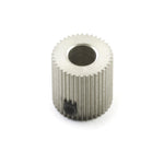 Stainless Steel 40T 5MM Filament Drive Gear for 3D Printer Extruder NEMA 17 Upgrade