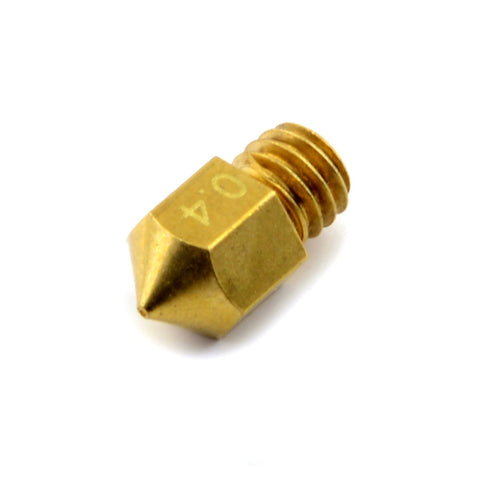 MK8 Extruder Nozzle 0.4mm for 3D Printer Hotend Makerbot Creality CR-10 S4 S5 and Ender-3