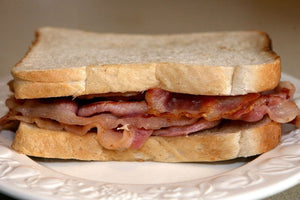 Where the Hell Has the Nubbly Bit of the Bacon Gone?