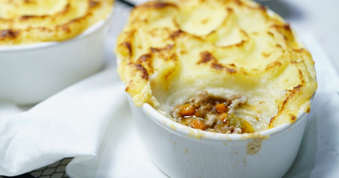 Mile High Shepherd's Pie