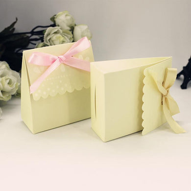 Scalloped Candy Box