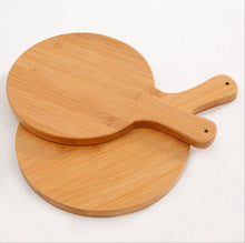 Rustic Pizza Paddle Serving Plate