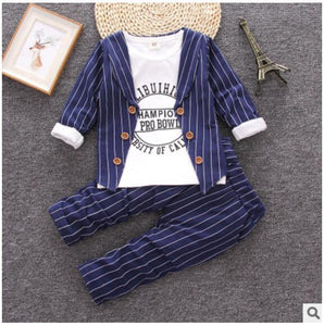 Little Boys Mini Suit