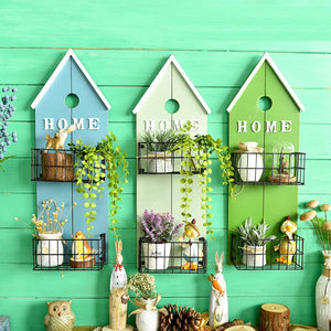 Cute House Wall Hanging