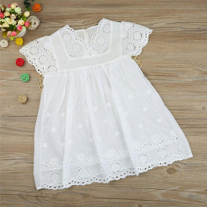 Baby Girls Lace Sundress