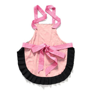Damask Flirty Apron