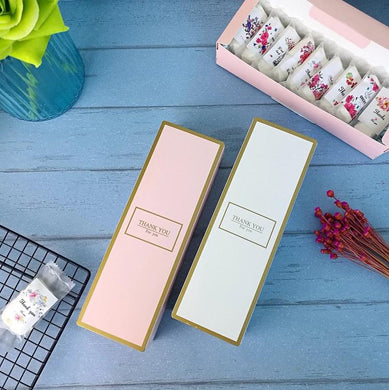 Elegant Thank You Boxes