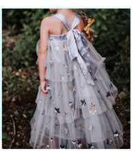 Tulle Dress with Sparkly Stars