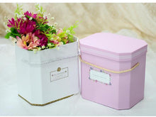 Octagonal Flower Bucket