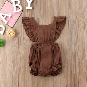 Baby Girls Infant Jumpsuit