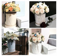 Gorgeous Paper Barrel for Flowers