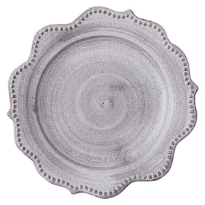 Porcelain Grey Vintage Kitchen Dishes