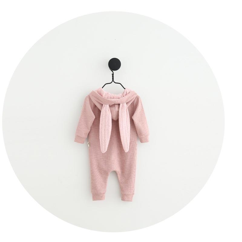 9921567ea20 Snuggly Baby Rabbit Romper – Fig Avenue