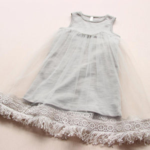 Boho Chic Girls Dress