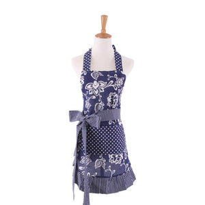 Frilly Aprons with Pockets