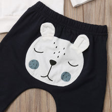 Snuggly Boys Bear Set
