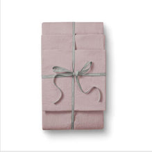 Rose Pink French Linen Duvet Cover