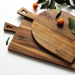 Wooden Pizza Board