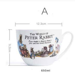 Tales of Peter Rabbit Tea Set