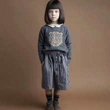 Vintage Girls Winter Sweaters and Skirt