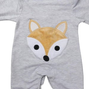 Foxy Rompers