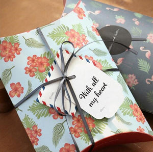 Pillow Favor Box
