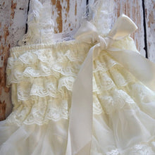 Baby Girls Princess Lacy Ruffled Dress