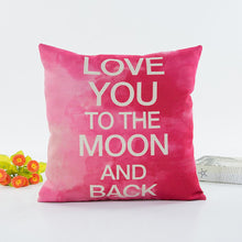I Love You Cushion Covers