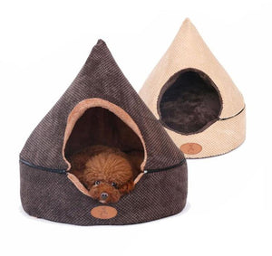 Teepee Dog and Cat House