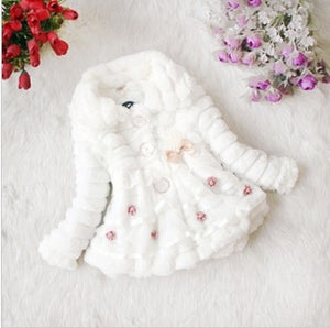 Snuggly Furry Fashionista Jacket