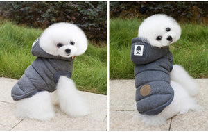 Snuggly Warm Dog Jacket
