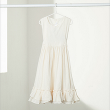 Cotton Linen Long Dress