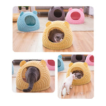 Fashionista Kitty Woven Bed
