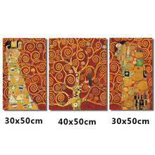 Gustav Klimt Art Panels